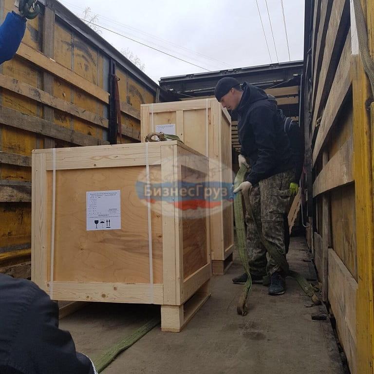 Перемещение медицинского оборудования в Томске