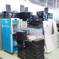 Хранение банковского оборудования