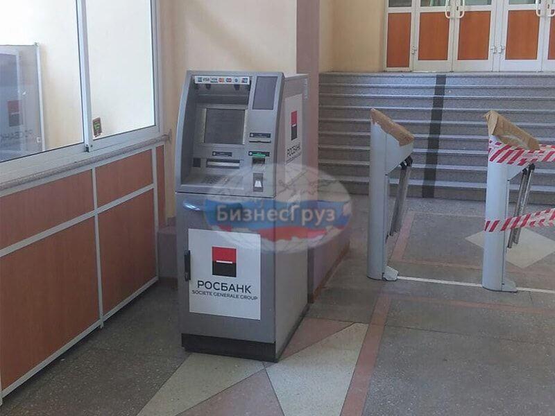 Перевозка банкоматов в Новом Уренгое