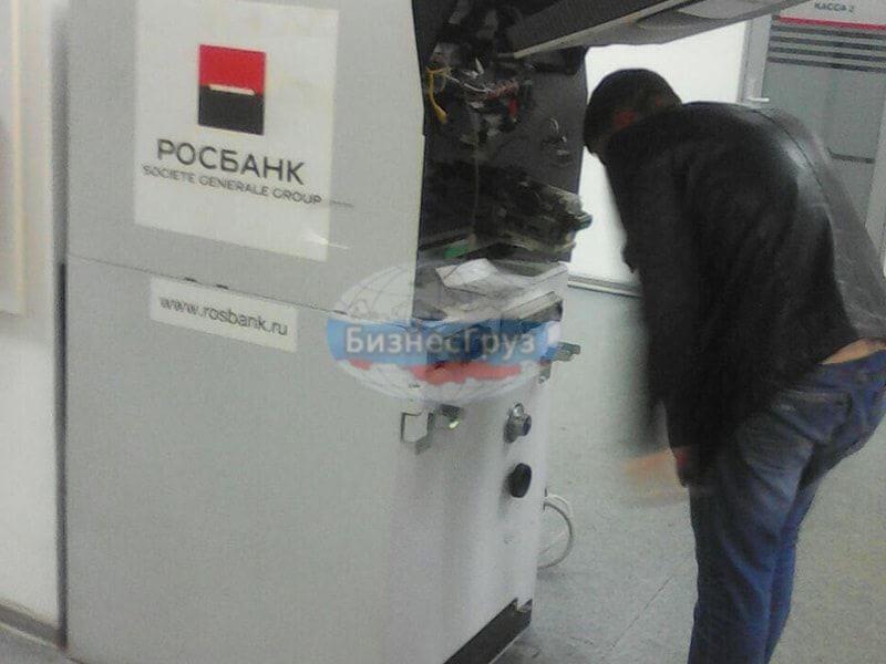 Перевозка банкоматов, банковского оборудования в Анапе