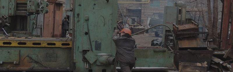 Демонтажи утилизация