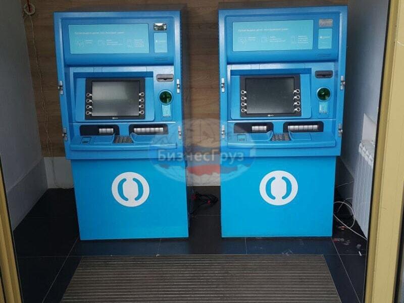 Транспортировка банкоматов в Краснодаре