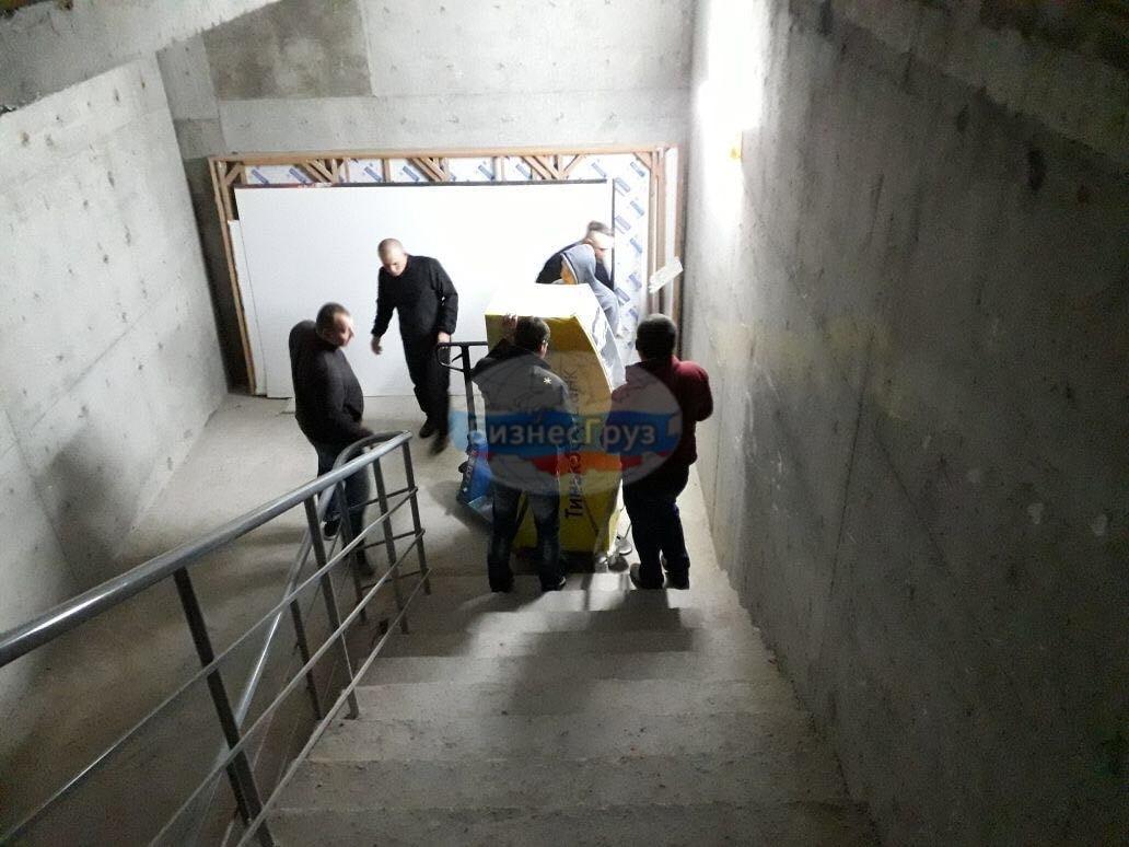 Перемещение банкоматов в Воронеже