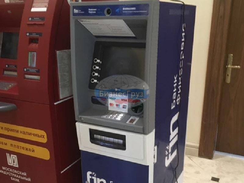 Разгрузка и установка банкомата и терминала в Астрахане